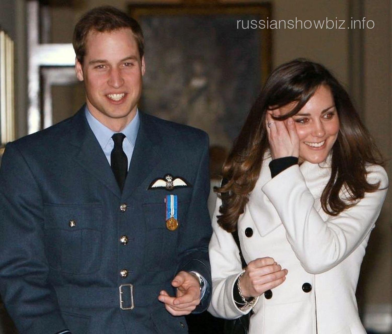 ПринцУильям и Кейт Миддлтон