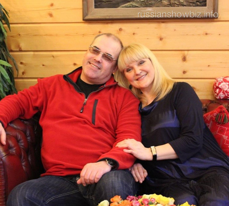 Андрей Литягин и Маргарита Суханкина