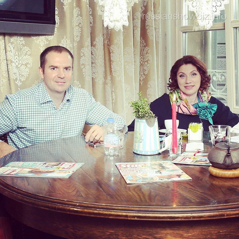 Сергей Жорин и Роза Сябитова