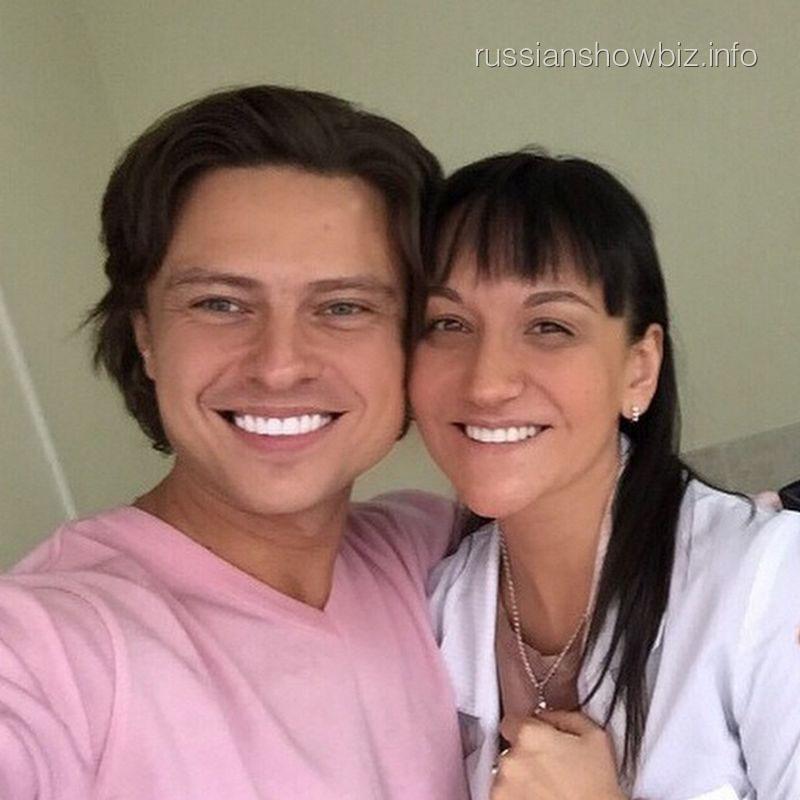 Прохор Шаляпин со стоматологом