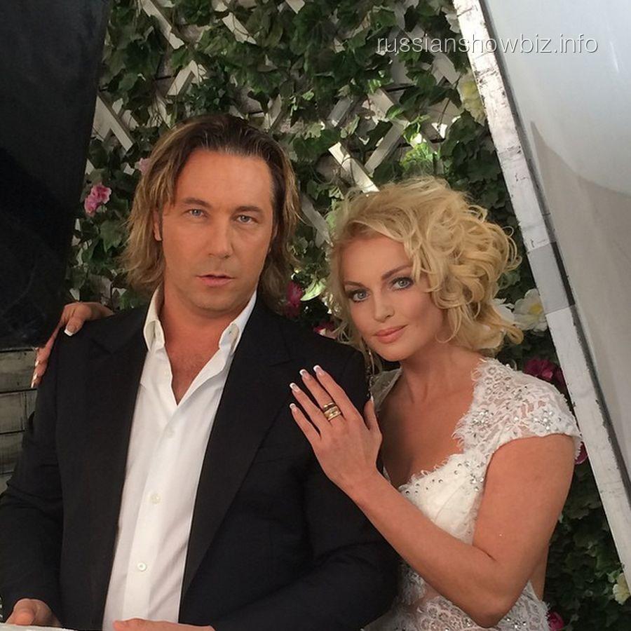 Александр Мостовой и Анастасия Волочкова