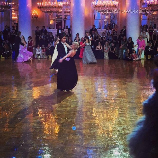 Полина Куценко в танце