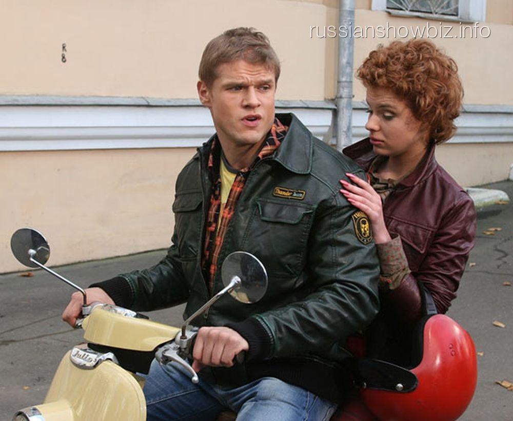 Владимир Яглыч и Анна Старшенбаум