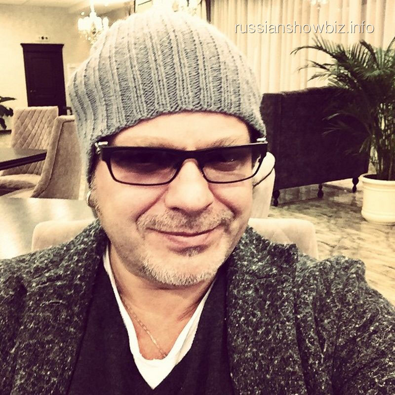 Первое селфи в  блоге Владимира Преснякова