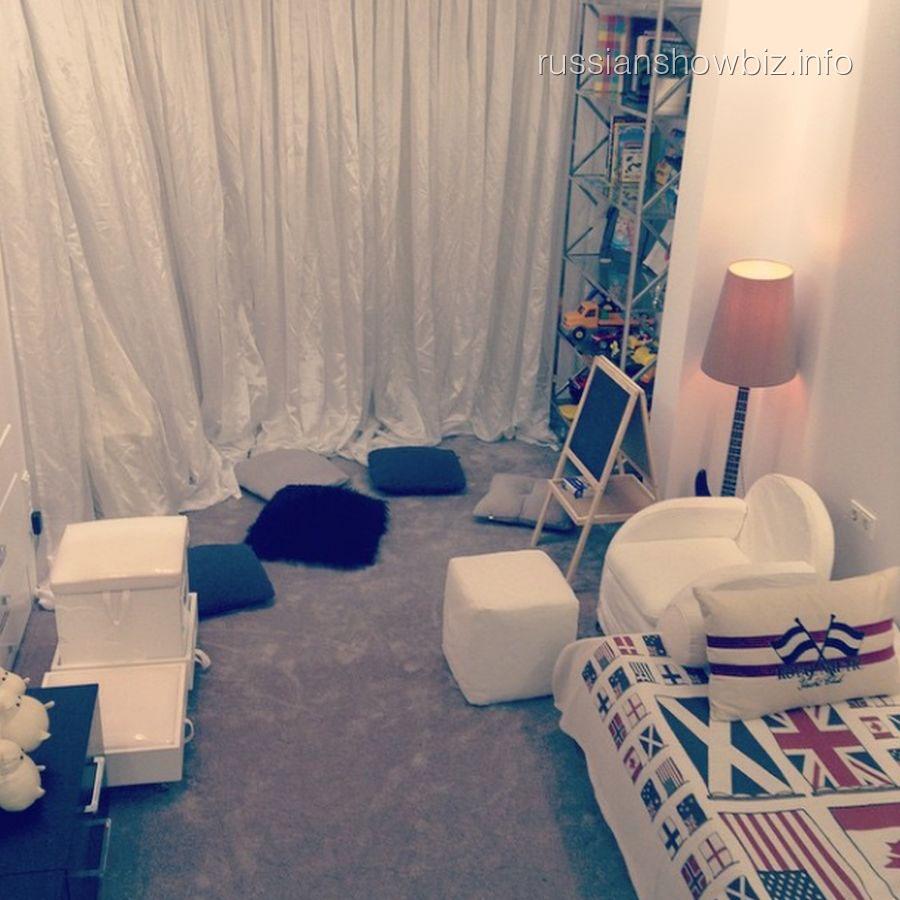 Детская комната в доме Маши Малиновской
