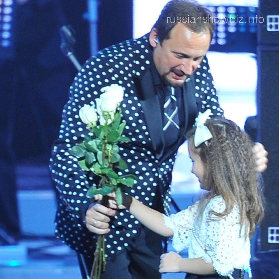 Стас Михайлов с дочерью Иванной (фото - КП)