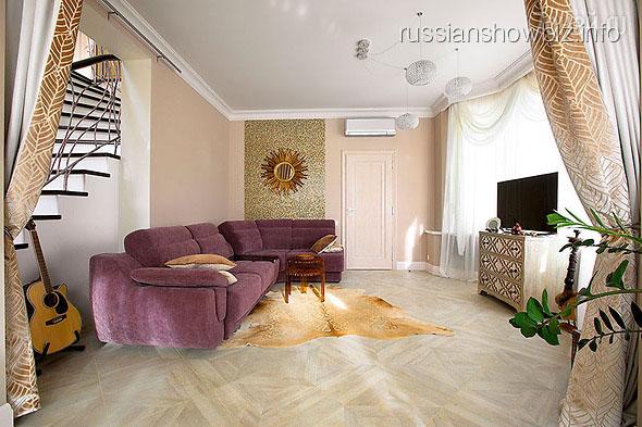 Дом Юлии Ковальчук и Алексея Чумакова (фото - 7Д)