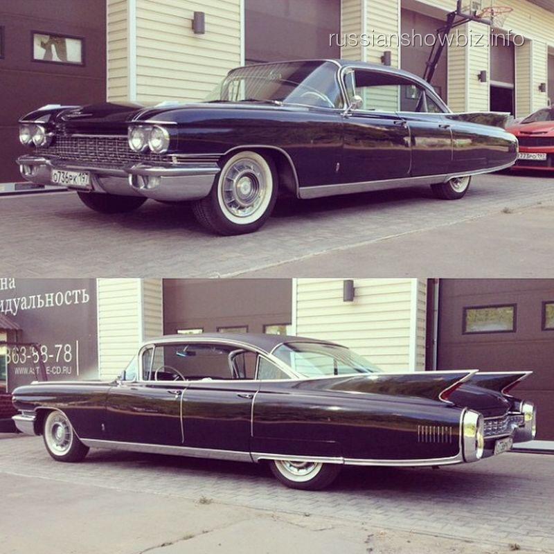 Автомобиль Fleetwood