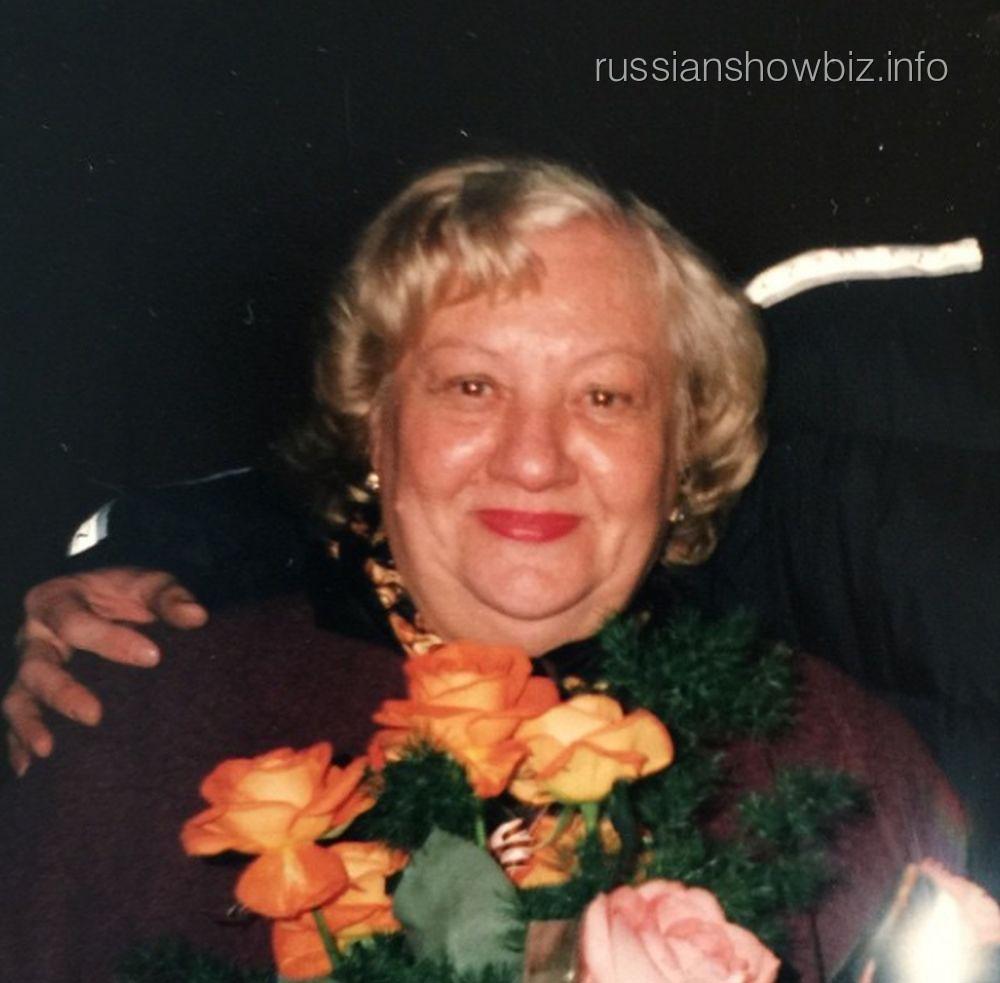 Мама Андрея Григорьева-Аполлонова