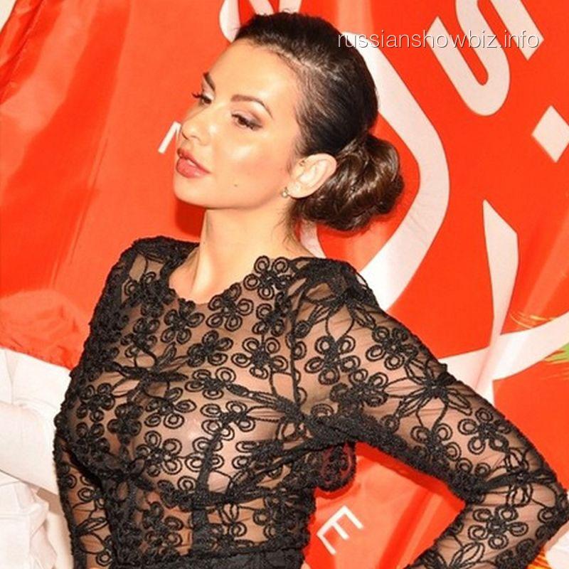 Анна Грачевская (фото - Дмитрий Саламатин)