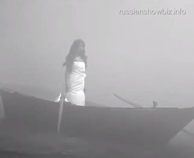 Кети Топурия в клипе Эмина Агаларова