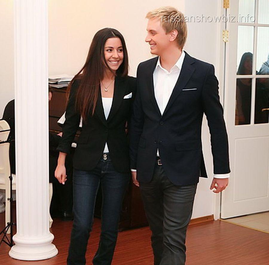 Мария Зайцева и Алексей Гоман
