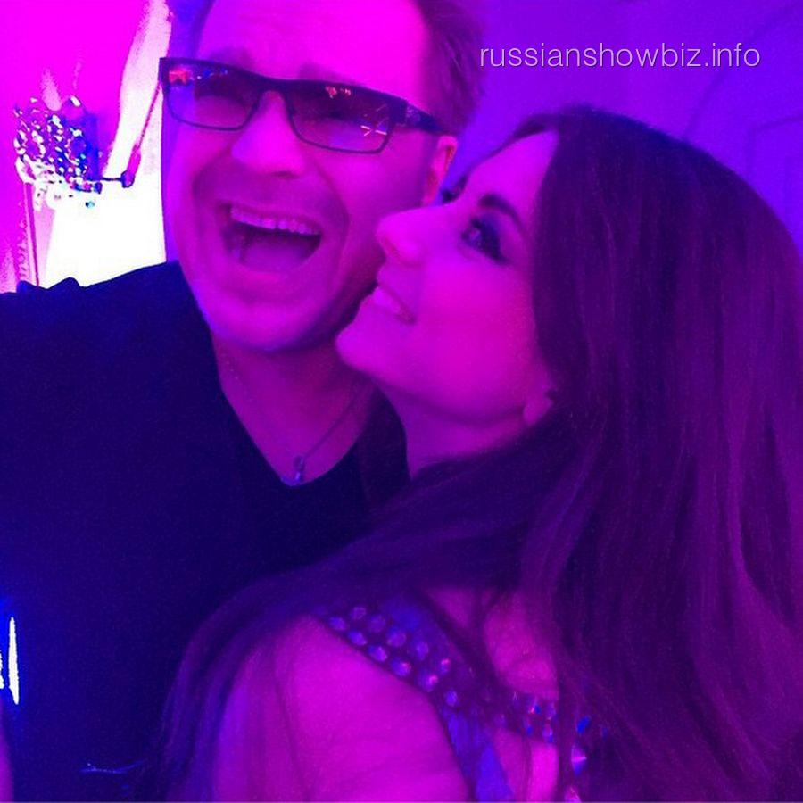Владимир Пресняков и Анна Плетнева