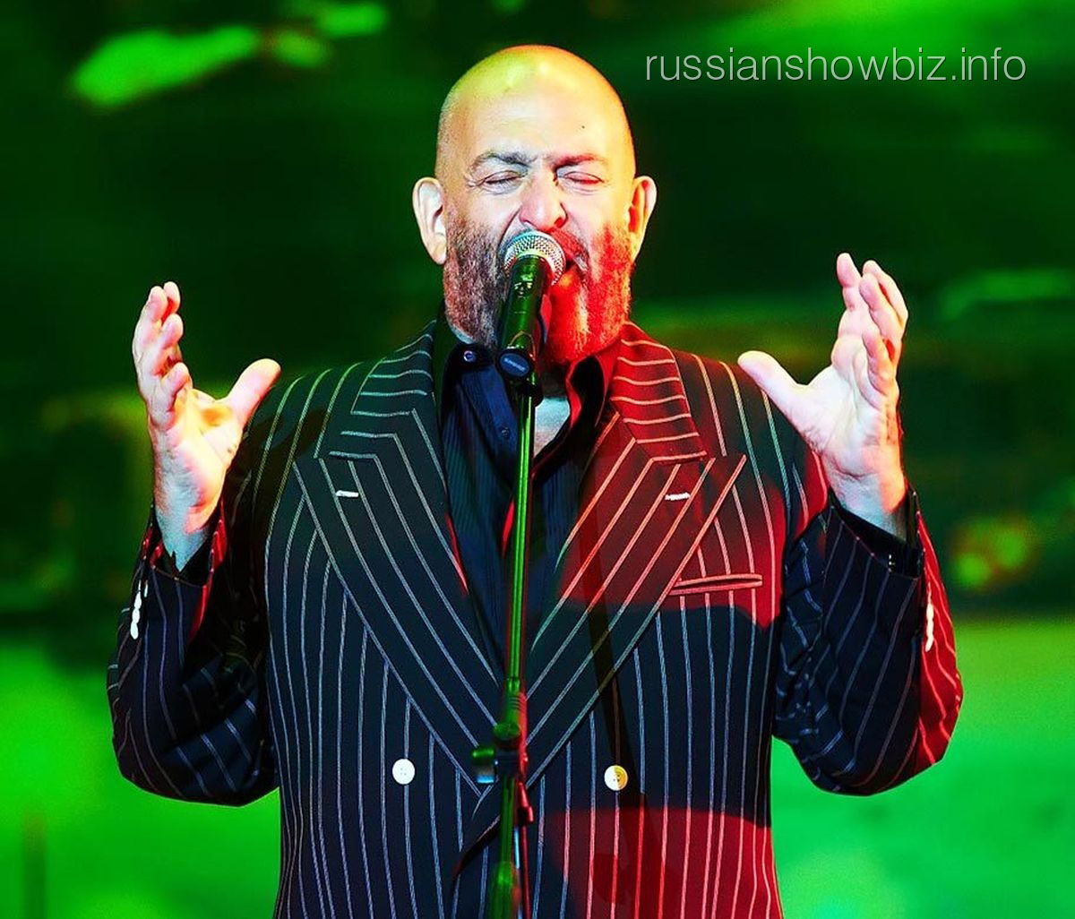 Михаил Шуфутинский