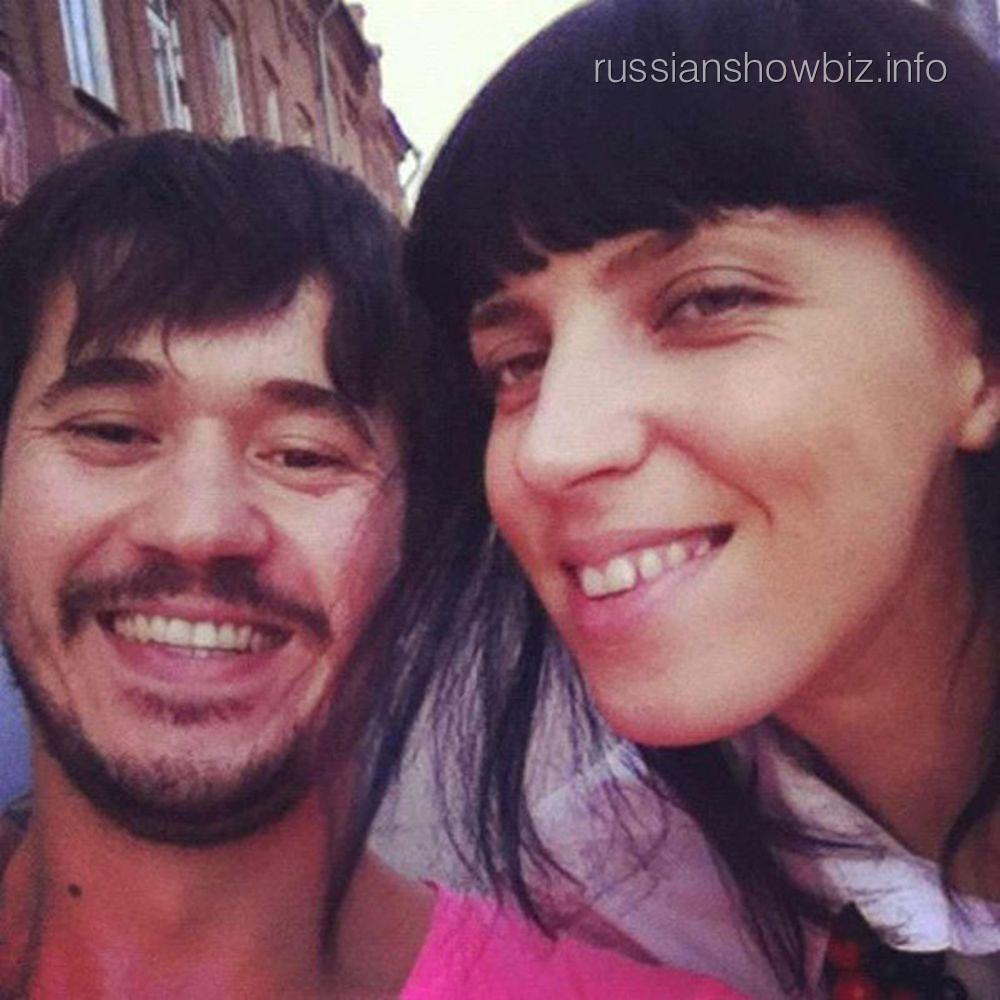 Станислав Тляшев и Полина