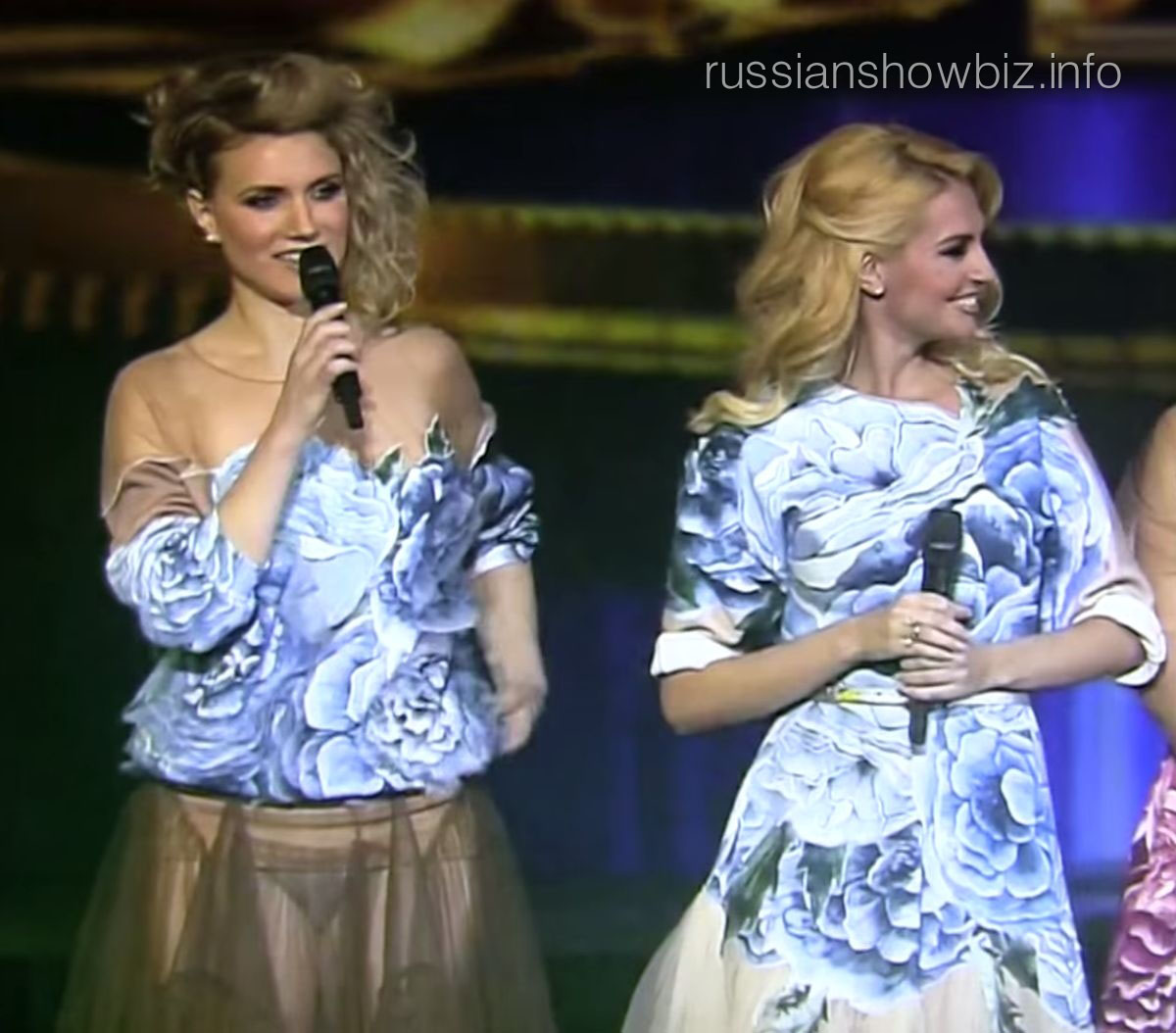 """Конфуз Ирины Тоневой на """"Золотом граммофоне"""""""