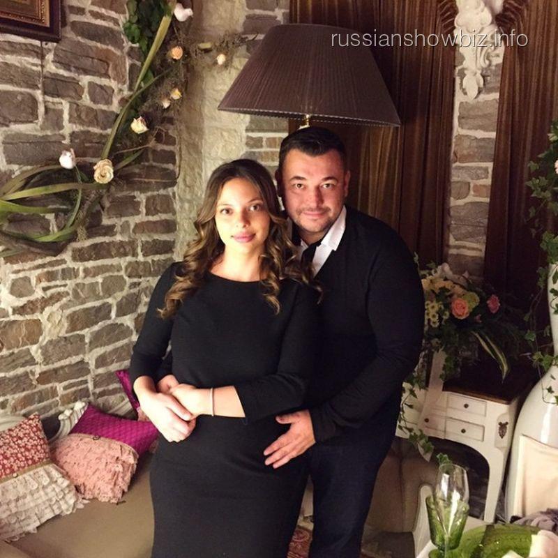Сергей Жуков с женой Региной