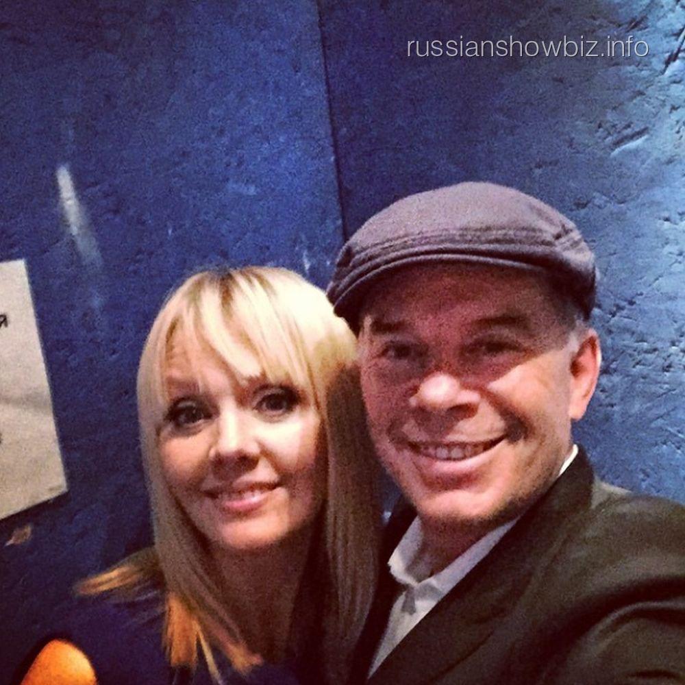 Валерия и Олег Газманов