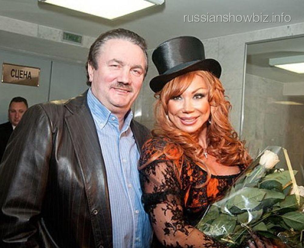 Маша Распутина с мужем