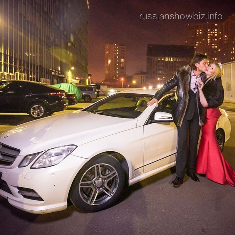 Прохор Шаляпин и Диана Бичарова