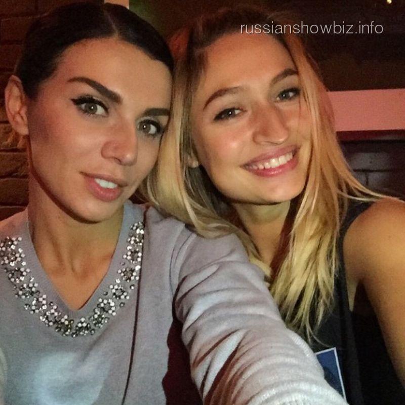 Анна Седокова и Наталья Рудова