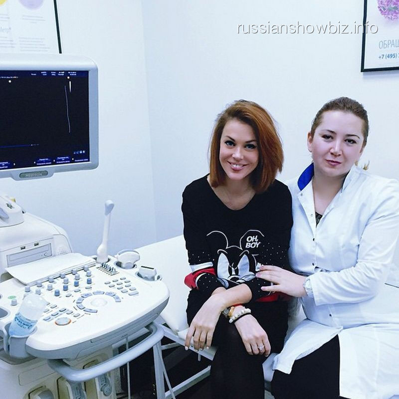 Татьяна Терешина с врачом