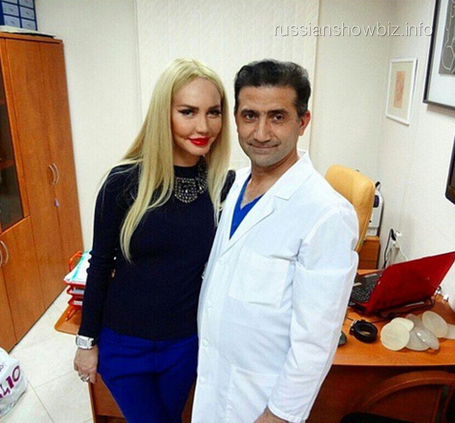 Маша Малиновская и Гайк Бабаян