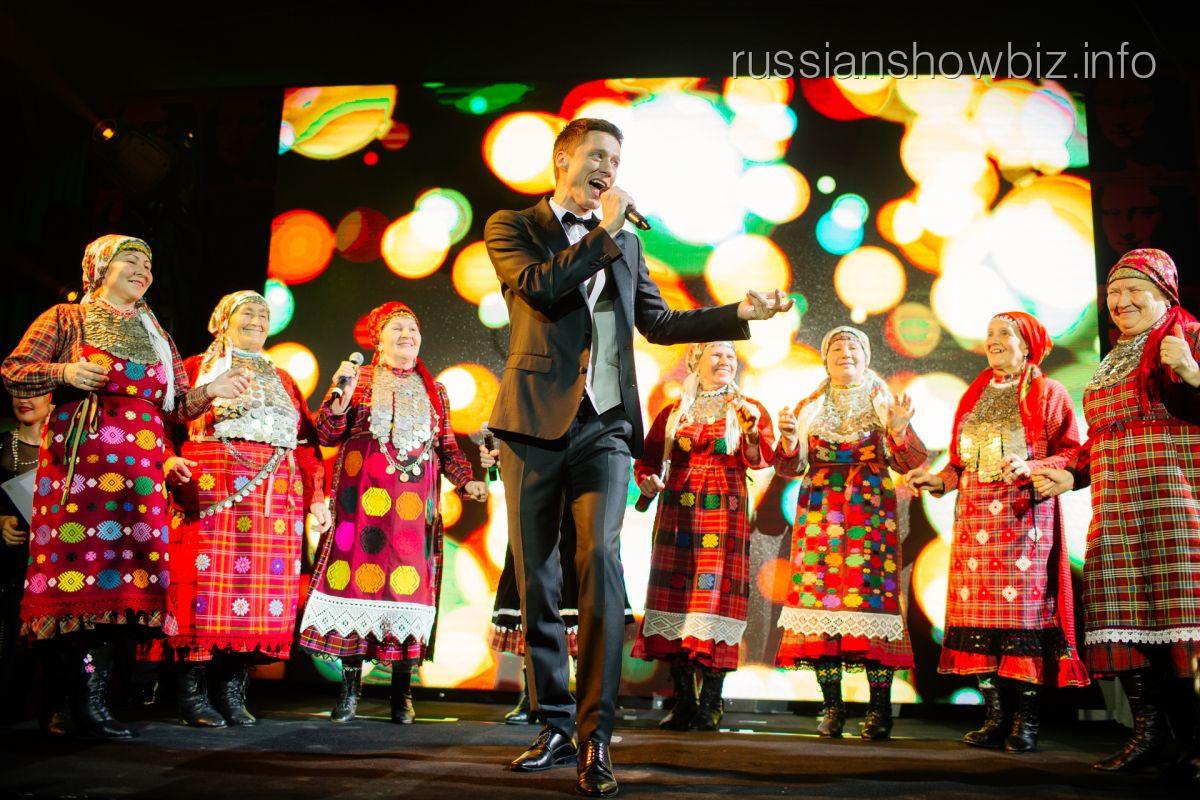 "Дмитрий Нестеров и ""Бурановские бабушки"""