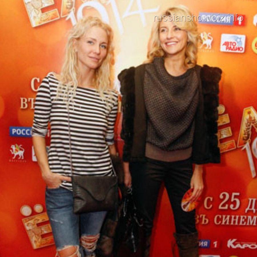 Катя Гордон и Екатерина Архарова