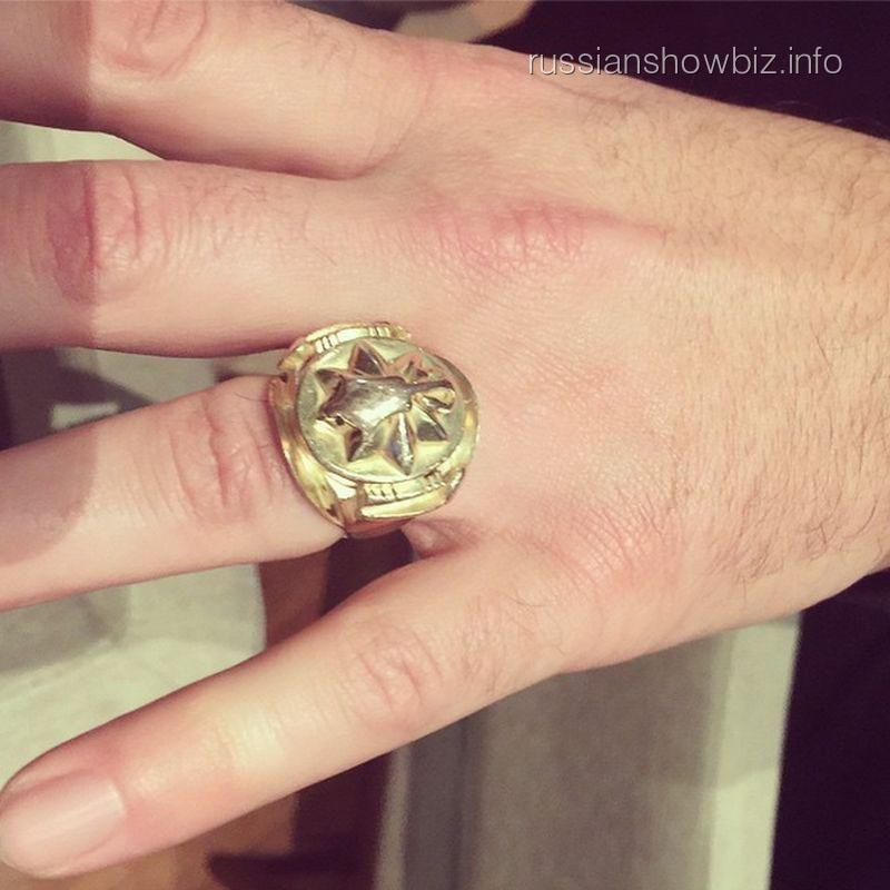Перстень Муслима Магомаева