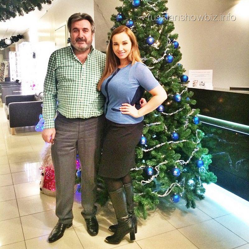 Анфиса Чезова и врач Евгений Нуль