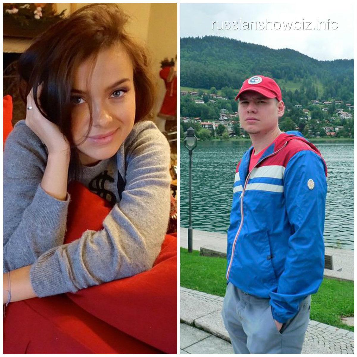 Елена Темникова и ее муж Дмитрий Сергеев