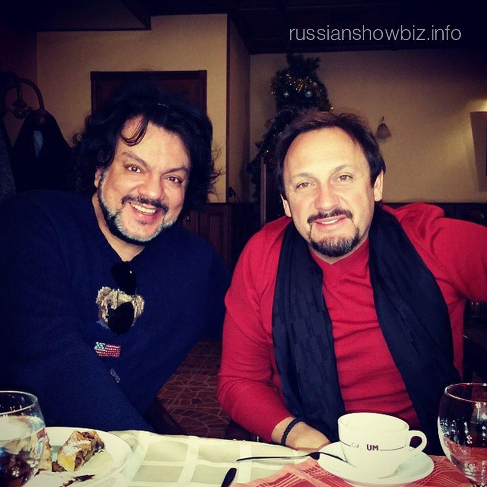 Филипп Киркоров и Стас Михайлов