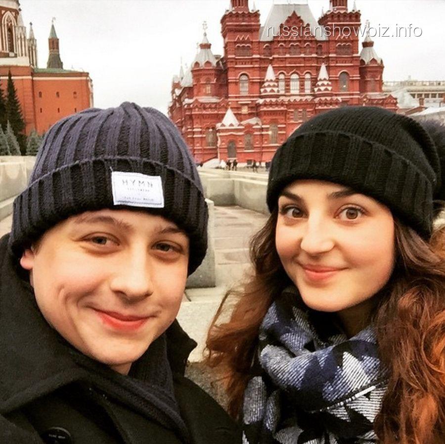 Сын Инны Михайловой с возлюбленной Кэти