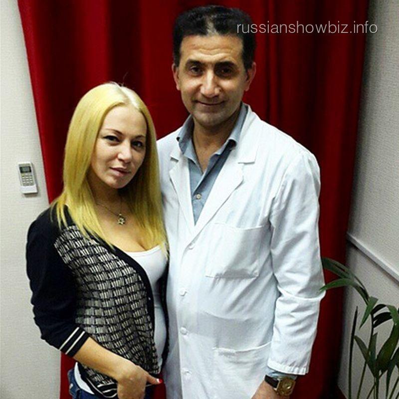 Саша Project с пластическим хирургом Гайком Бабаяном