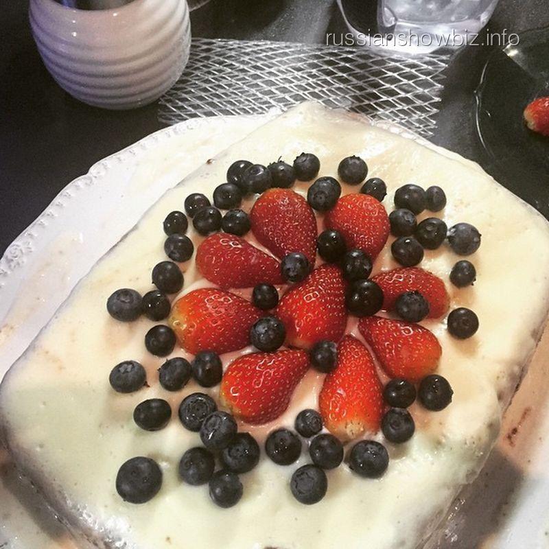 Торт Натальи Подольской
