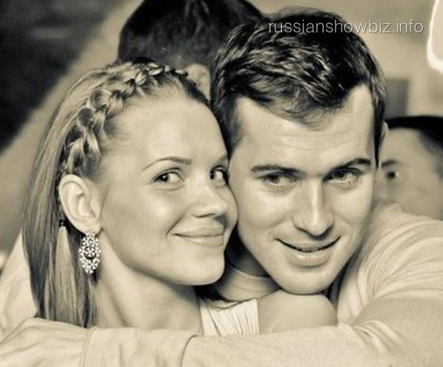 Екатерина Сафронова и Александр Кержаков