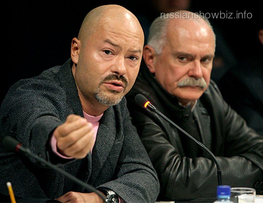 Федор Бондарчук и Никита Михалков