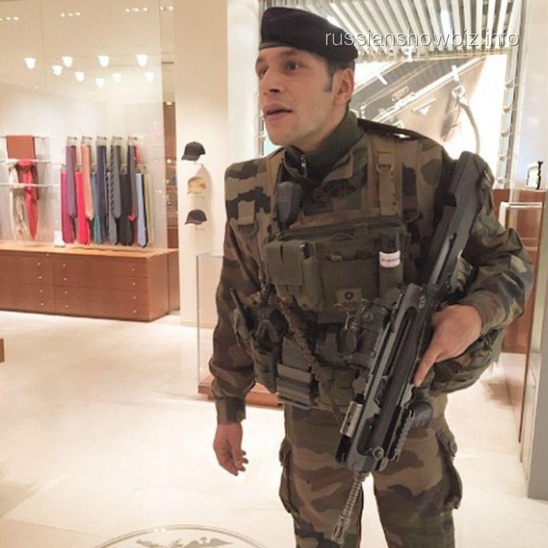 Французский ОМОНовец, покоривший Ксению Собчак