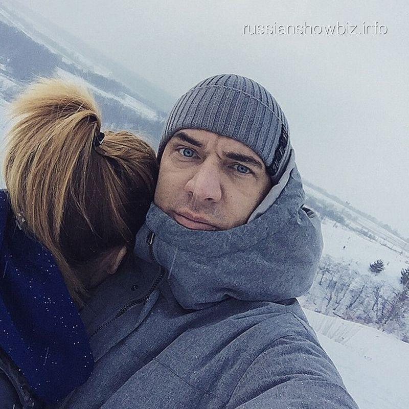 Ксения Бородина с возлюбленным Дмитрием