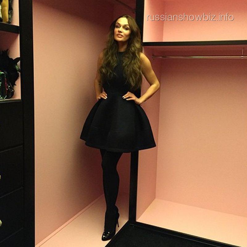 Алена Водонаева в новой гардеробной