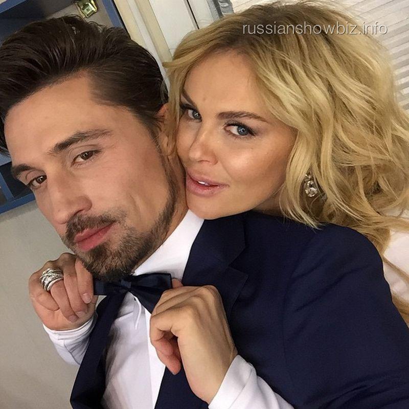 Дима Билан и Юлия Саркисова