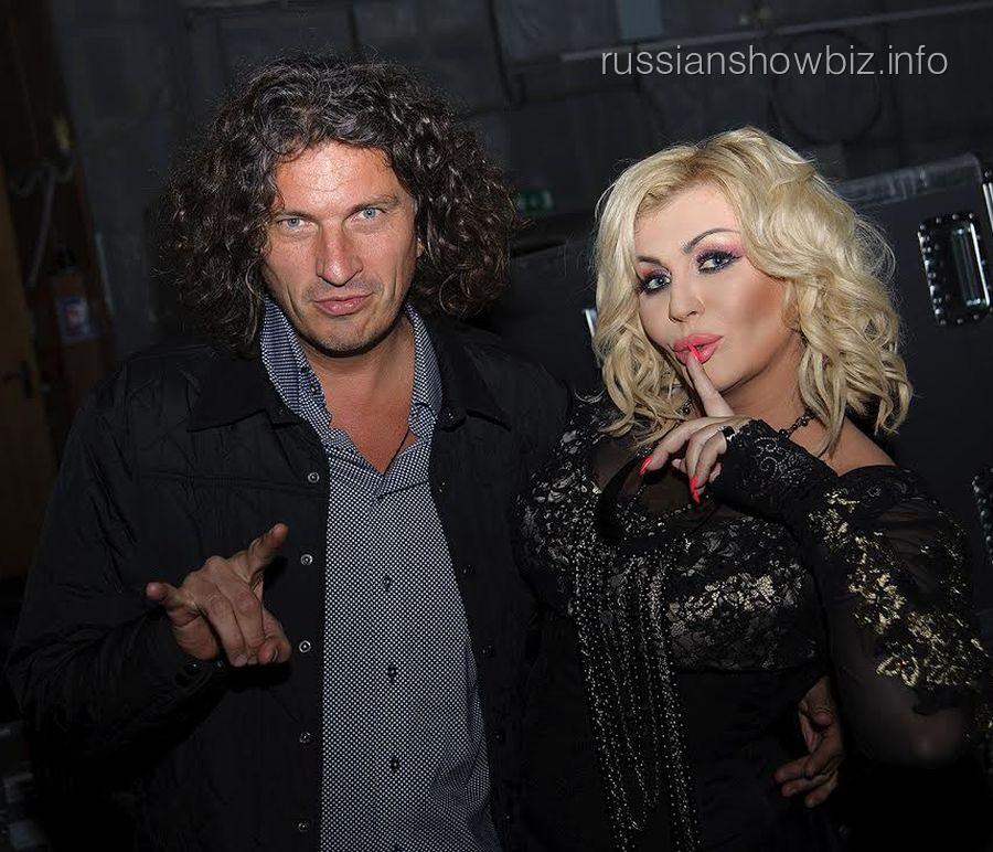 Кузьма Скрябин и Ирина Билык
