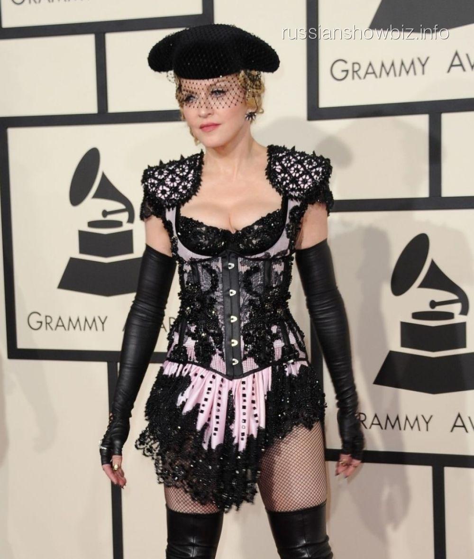 Мадонна на церемонии Грэмми-2015