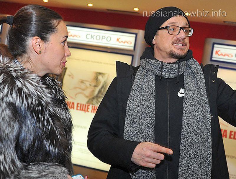 Ольга Филиппова и Алексей Макаров