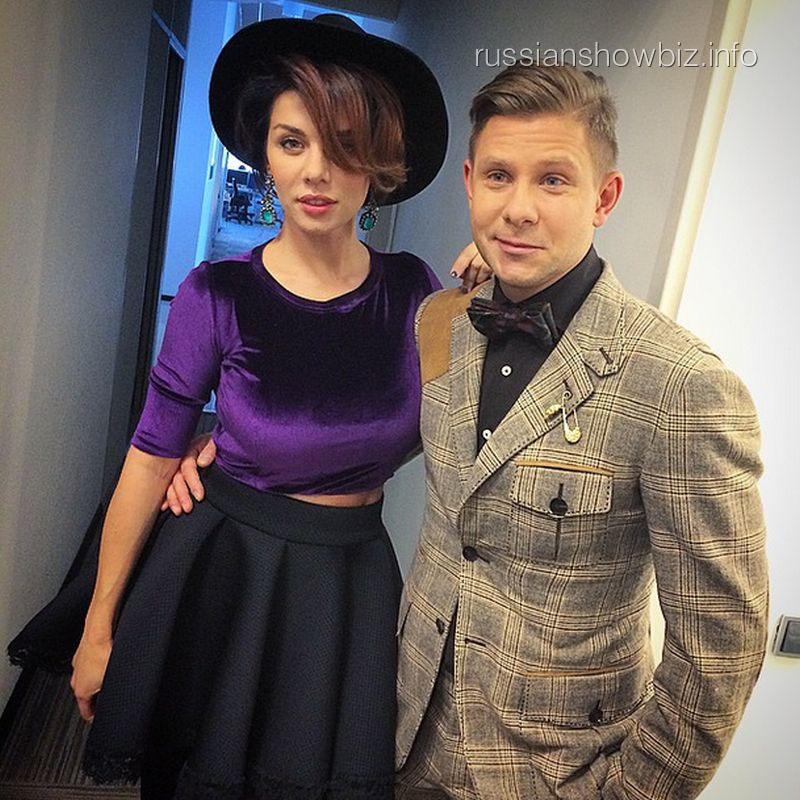 Анна Седокова и Митя Фомин