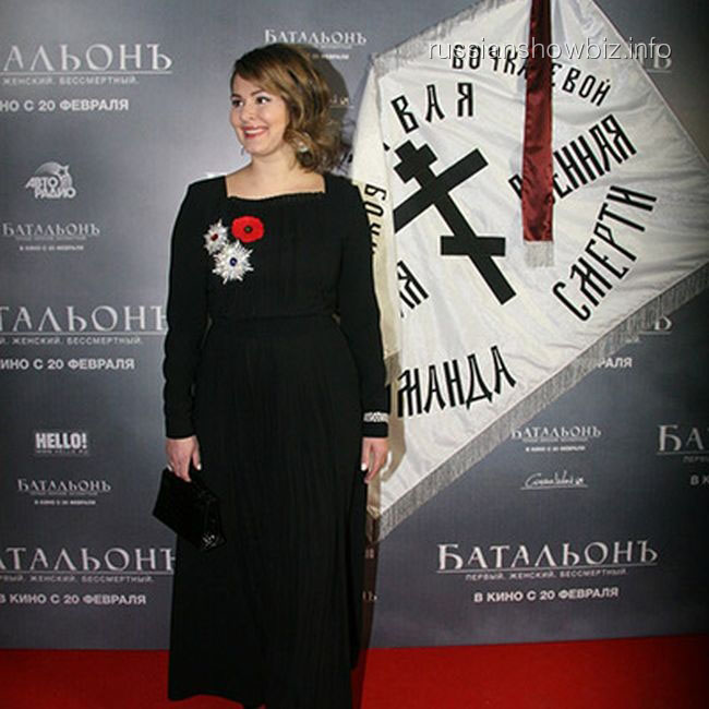Мария Кожевникова (фото - Михаил Садчиков-младший)