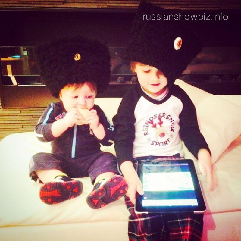 Сыновья Дмитрия Диброва