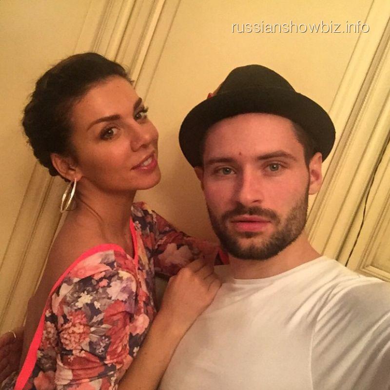 Анна Седокова и Сергей Гуманюк