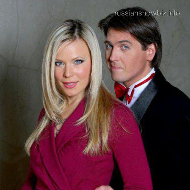 Мария Куликова и Денис Матросов